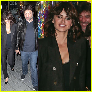 Penelope Cruz & Javier Bardem Celebrate Her Sister's 40th Birthday!