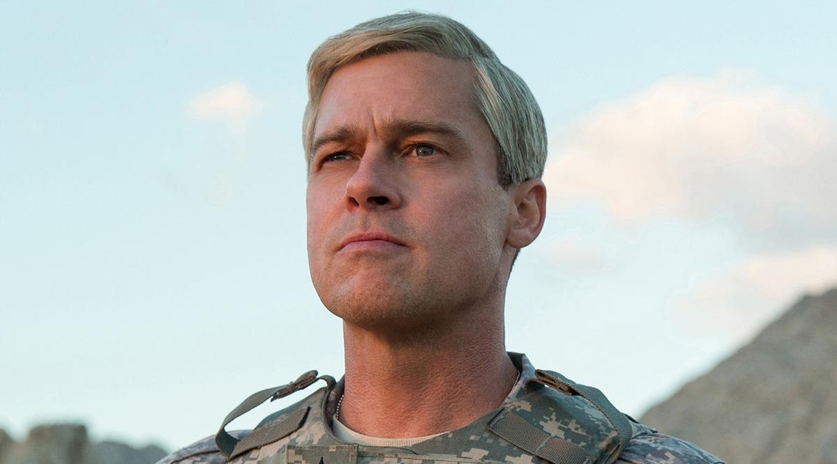 Brad Pitt in 'War Ma...
