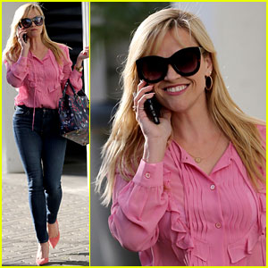 Reese Witherspoon Curated Her Own Birchbox!