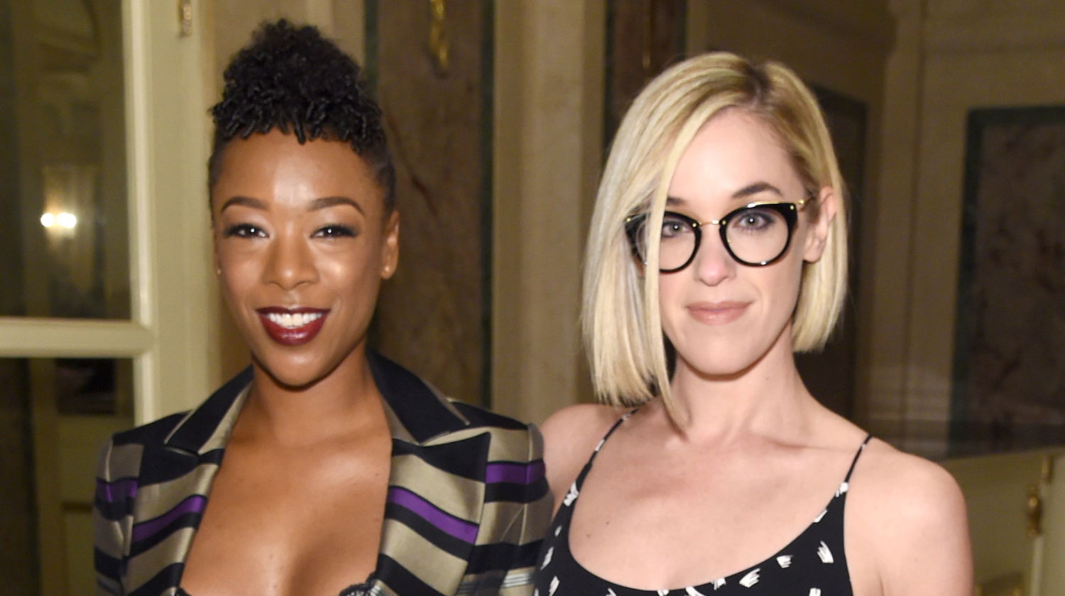 Samira Wiley & Lauren Morelli Are Married!