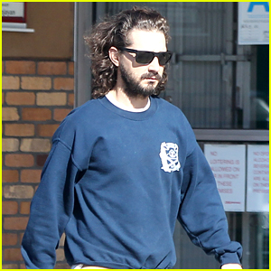 Shia LaBeouf Runs Errands in Los Angeles
