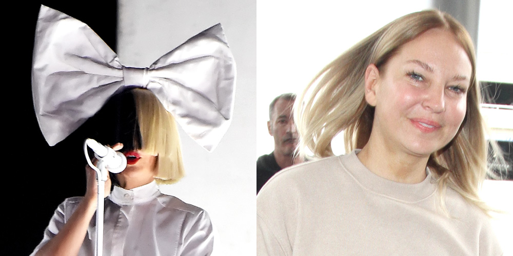 Sia Shows Her Face, Makes Rare Appearance Out Without Her Wig! | Sia : Just Jared