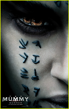 'The Mummy' Gets New Poster & Teaser for Upcoming Trailer!