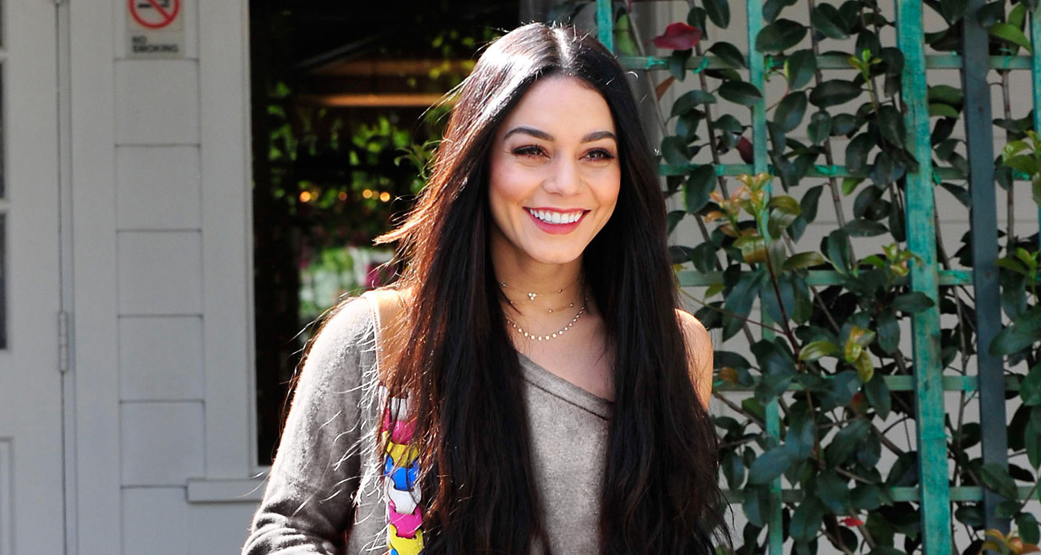 Vanessa Hudgens Has a Night Out With Her 'Boo' | Vanessa ...
