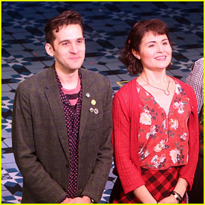 Amelie's Phillipa Soo Takes Her Opening Night Bow!