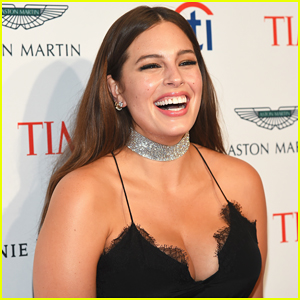 Ashley Graham Trips At Time 100 Gala Red Carpet, Recovers Like A True Pro!