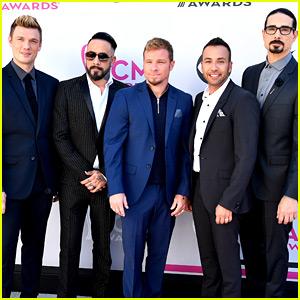 Backstreet Boys Go Country for the ACM Awards 2017!