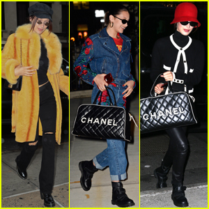 Bella Hadid Gets Fashionable While Out in NYC!