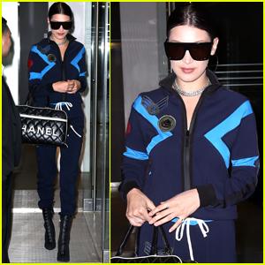 Bella Hadid Is Headed to Dubai With 'Dior'