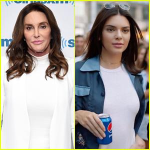 Caitlyn Jenner Defends Kendall's Pepsi Commercial, Says 'I Thought It Was So Cool'