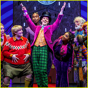 'Charlie & The Chocolate Factory' on Broadway - First Look Photos!