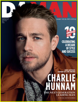 Charlie Hunnam Opens Up About His Most Important Project