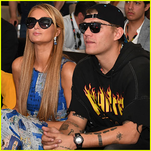 Chris Zylka Says Girlfriend Paris Hilton is His 'Soulmate'