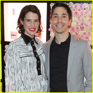 Cobie Smulders & Justin Long Premiere 'Literally, Right Before Aaron' at Tribeca 2017