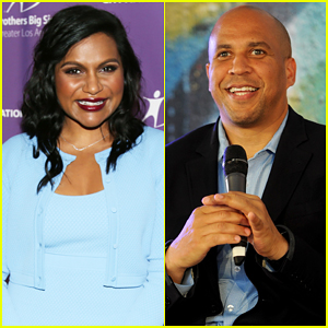 Cory Booker Gives Update On Mindy Kaling Dinner Date!