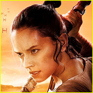 Daisy Ridley Teases Rey's Journey in 'Star Wars: The Last Jedi'