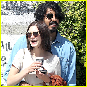 Dev Patel Grabs Lunch with Girlfriend Tilda Cobham-Hervey