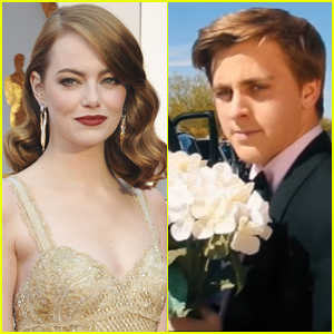 Emma Stone Gets Asked to Prom With Epic 'La La Land' Video - Watch Now!