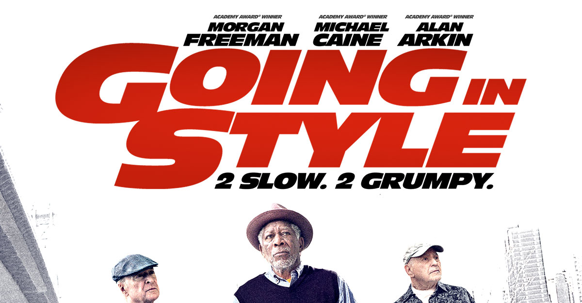 'Going In Style' Spoofs 'Fast & Furious' With New Movie
