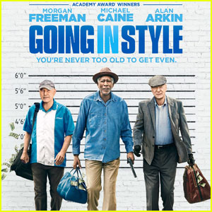 'Going in Style' Hits Theaters Today - Full Cast List Here!