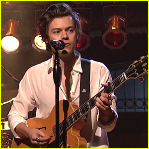 Harry Styles: 'Ever Since New York' SNL Video & Lyrics - Watch Now!