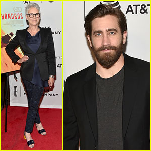 Jake Gyllenhaal & Jamie Lee Curtis Honor Late Photographer 'Hondros' in Documentary