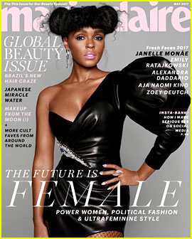 Janelle Monae Wants People to Start Respecting the Vagina