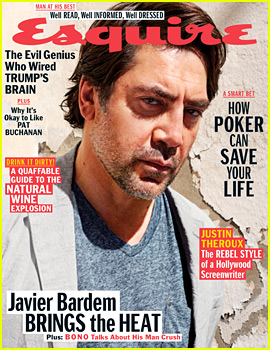 Javier Bardem Photos, News and Videos | Just Jared