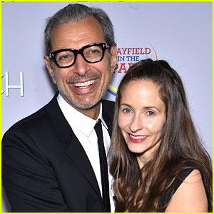 Jeff Goldblum & Wife Emilie Welcome Baby Boy!