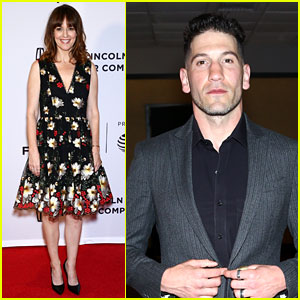 Jon Bernthal & Rosemarie DeWitt Premiere 'Sweet Virginia' at Tribeca Film Festival