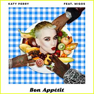 Katy Perry's 'Bon Appetit' Stream, Lyrics & Download - LISTEN NOW!