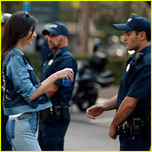 Kendall Jenner's Controversial Pepsi Commercial Gets Pulled