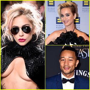 Lady Gaga, Katy Perry, John Legend, & More Join Forces for Planned Parenthood