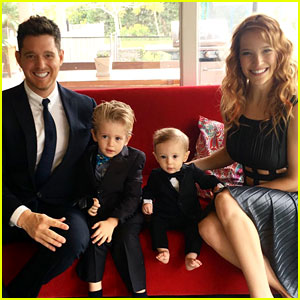 Michael Buble's Wife Luisana Lopilato Shares Update on Son Noah's Cancer Battle
