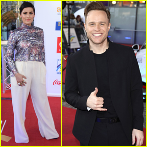 Nelly Furtado & Olly Murs Attend the Radio Regenbogen Awards in Germany