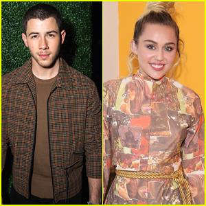Nick Jonas Still Listens to Miley Cyrus' 2009 Hit Song 'The Climb'!