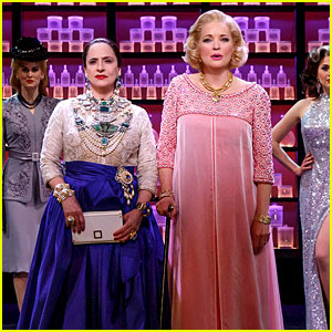 Patti LuPone & Christine Ebersole in Broadway's 'War Paint' - First Look Photos!