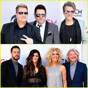 Rascal Flatts & Little Big Town Among Vocal Group of the Year Nominees at ACM Awards 2017