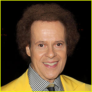 Get the Latest Update on Richard Simmons' Condition