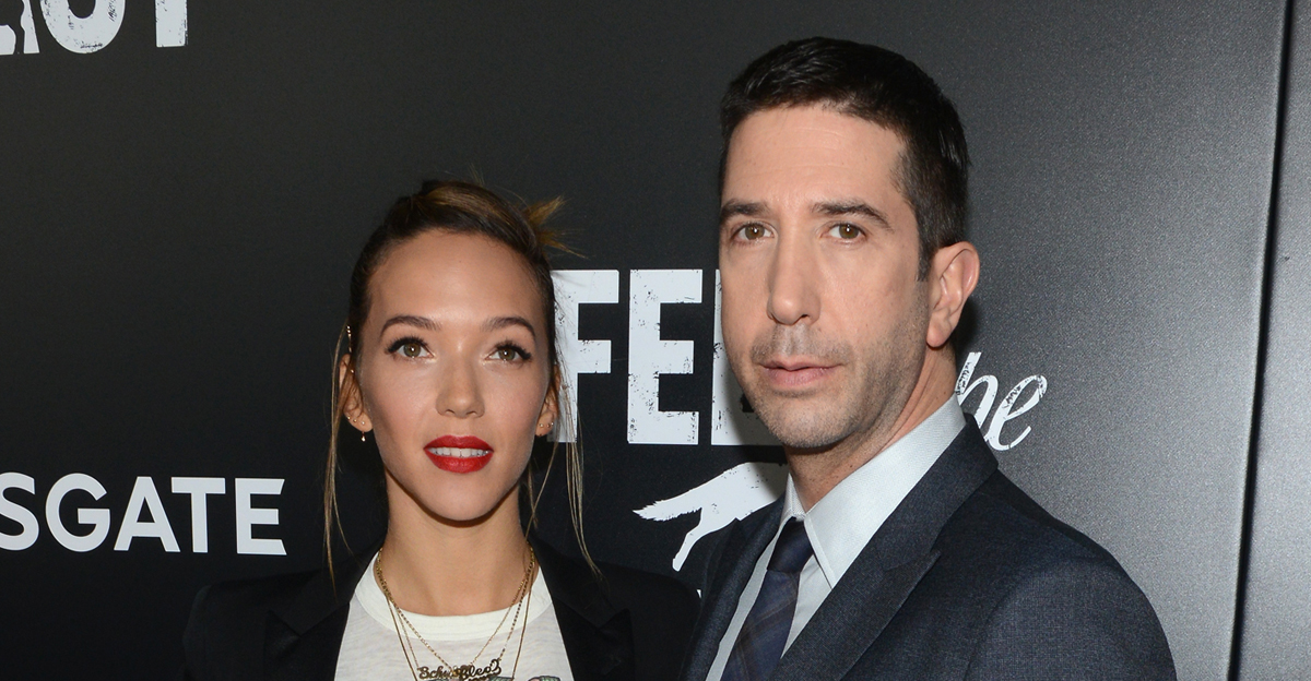 David Schwimmer & Wife Zoe Buckman Taking Time Apart After ...