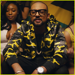 Sean Paul Debuts 'Suh Mi High' Music Video For April 20!