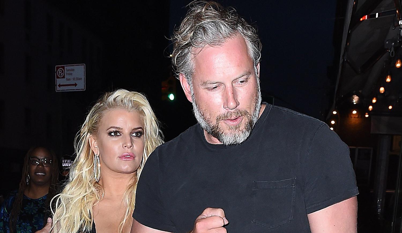 Jessica Simpson & Husband Eric Johnson Enjoy Date Night in ...