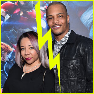 TI's Wife Tiny Harris Files for Divorce Again