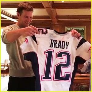 Tom Brady's Stolen Super Bowl Jerseys Returned - Watch Now!