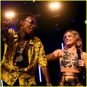 Tove Lo Brings Out Wiz Khalifa At Coachella 2017 - See Her Set List Here!