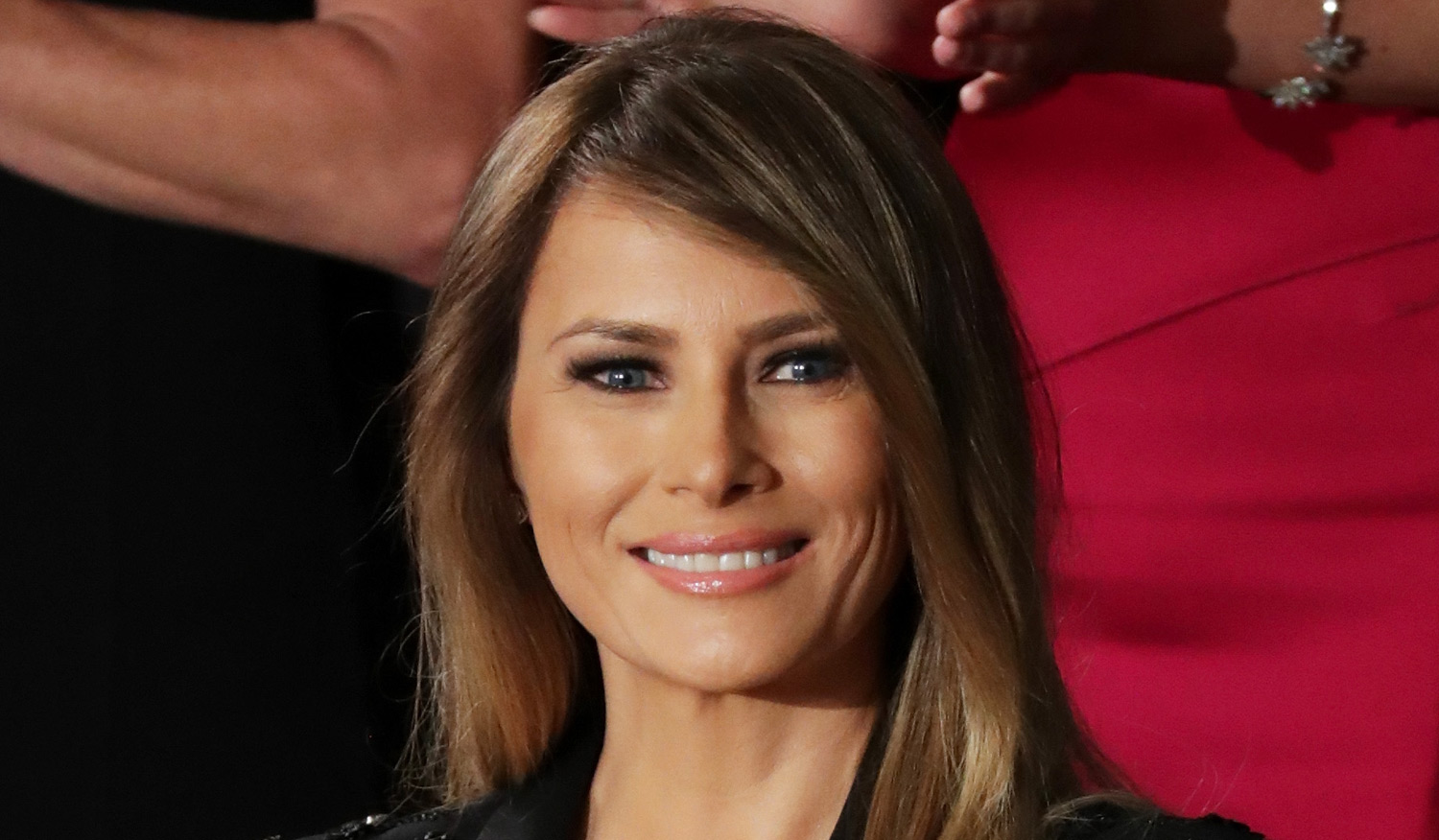 Melania Trump's Official Portrait As First Lady