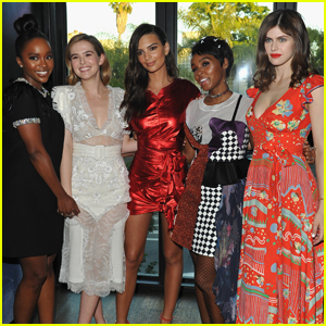 Zoey Deutch, Emily Ratajkowski & 'Marie Claire' Fresh Faces Celebrate Their Covers!