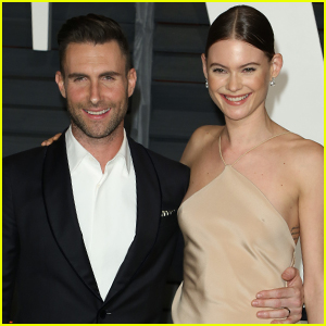 Adam Levine Pens Sweet Birthday Note for Wife Behati Prinsloo