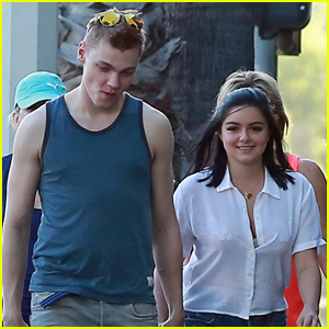 Ariel Winter Couples Up With Boyfriend Levi Meaden For Lunch Date