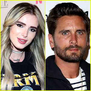 Bella Thorne Is 'Not Talking' to Scott Disick After Cannes Trip